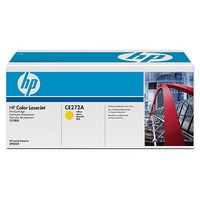 Mực in HP 650A Yellow LaserJet Toner Cartridge (CE272A)